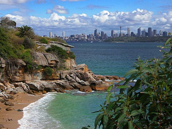 South Head Sydney látnivalók