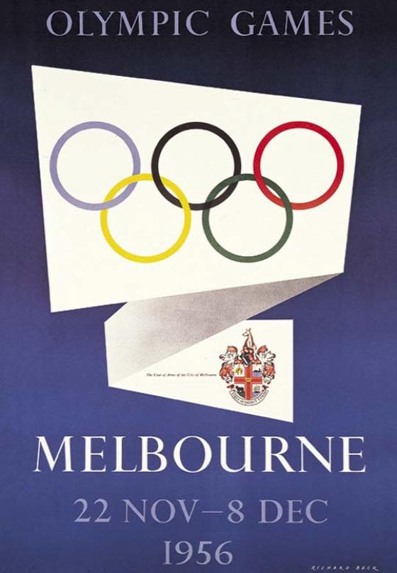 sport Melbourne olimpia 1956 olimpia