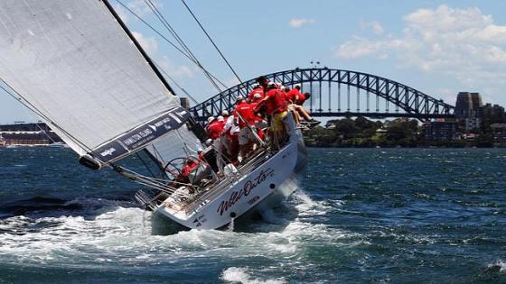 Sydney-Hobart vitorlásverseny Wild Oats sport