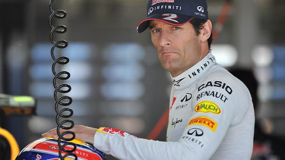 Mark Webber Melbourne Forma-1