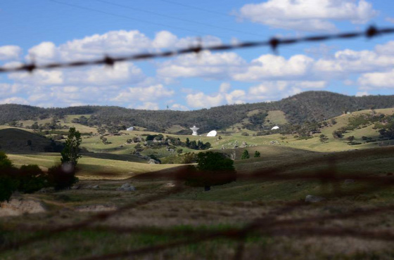 Ausztrália Canberra látnivalók