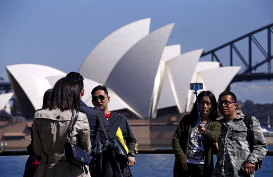 közlekedés telekommunikáció Sydney megélhetés látnivalók
