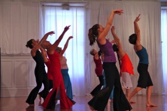 coach coaching tánc mozgás