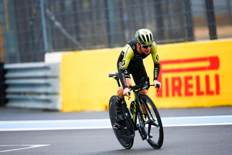 F1 Forma-1 Pirelli Simon Yates Francia Nagydíj Paul Ricard Tour de France