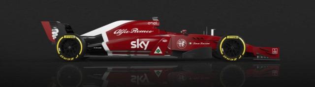 F1 Forma-1 Alfa Romeo Sauber Sergio Marchionne Ferrari Charles Leclerc