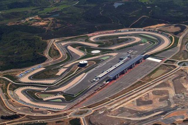 F1 Forma-1 Ross Brawn Algarve International Circuit