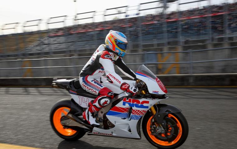 F1 Forma-1 MotoGP Honda McLaren-Honda Fernando Alonso Marc Marquez