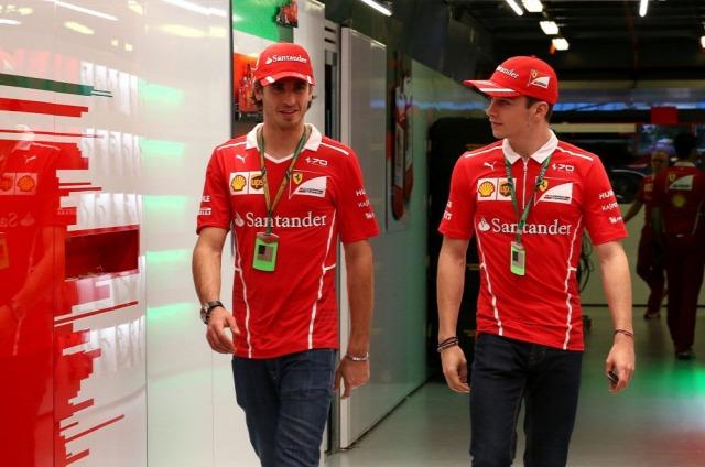 F1 Forma-1 Charles Leclerc Antonio Giovinazzi Sauber Haas Ferrari Malajziai Nagydíj