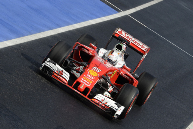 F1 Forma-1 Ferrari James Allison Mattia Binotto Sergio Marchionne Német Nagydíj