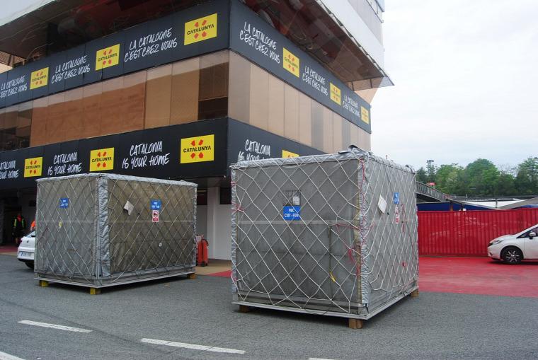 F1 Forma-1 Circuit de Barcelona-Catalunya Spanyol Nagydíj