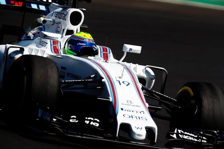 F1 Forma-1 Williams Jenson Button Claire Williams Felipe Massa Valtteri Bottas