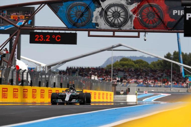 F1 Forma-1 Lewis Hamilton Mercedes Dieter Zetsche Francia Nagydíj Paul Ricard