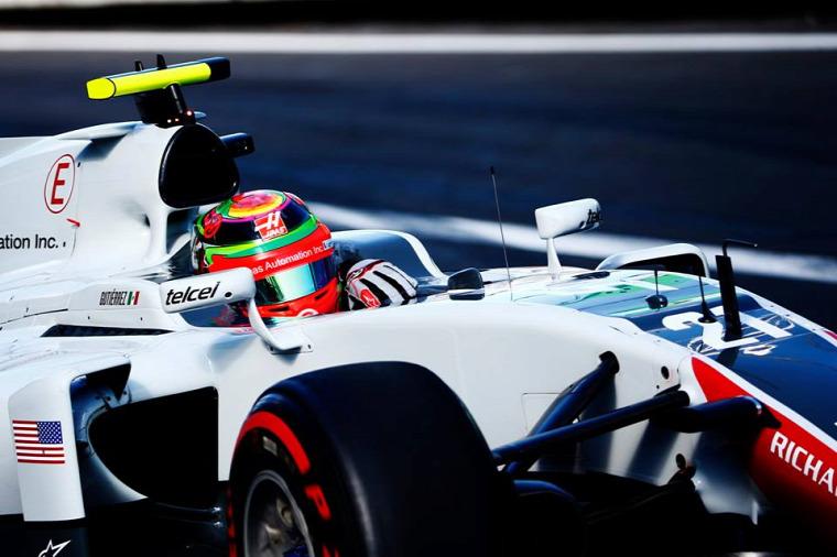 F1 Forma-1 Esteban Gutierrez Haas F1 Team Günther Steiner