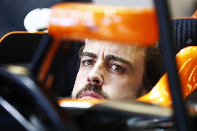 F1 Forma-1 Fernando Alonso Renault McLaren-Honda Cyril Abiteboul Bahreini Nagydíj