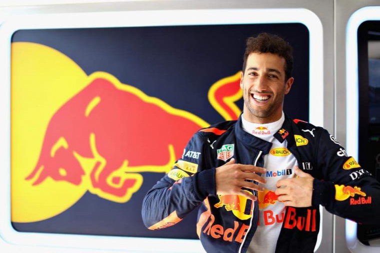 F1 Forma-1 Renault Daniel Ricciardo