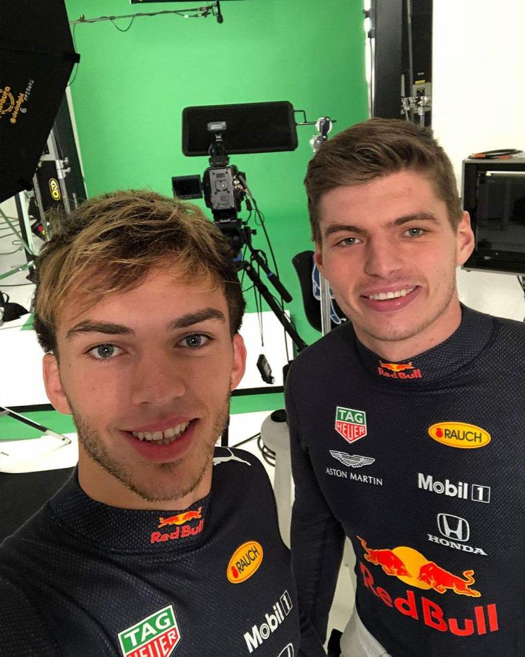F1 Forma-1 Red Bull Adrian Newey Pierre Wache Max Verstappen Pierre Gasly Honda