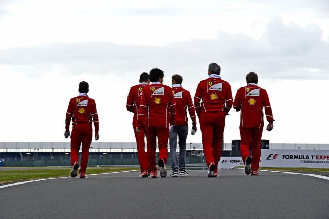 F1 Forma-1 Ferrari Sebastian Vettel Kimi Räikkönen Sergio Marchionne Hungaroring Magyar Nagydíj
