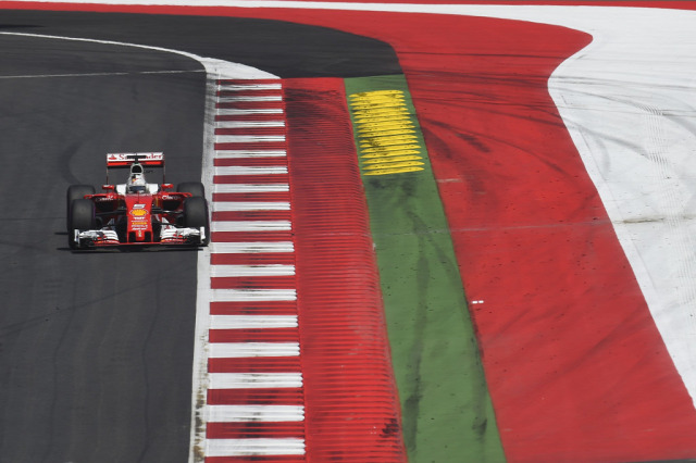 F1 Forma-1 Maurizio Arrivabene Ferrari Osztrák Nagydíj Sebastian Vettel