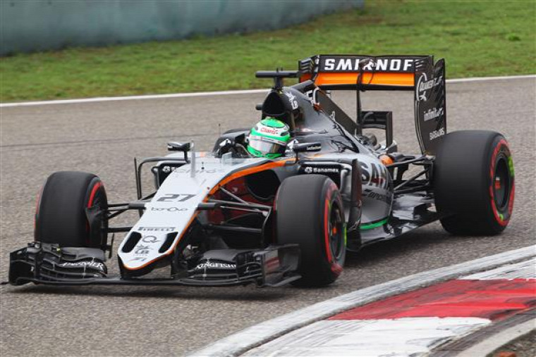 F1 Forma-1 Force India Vijay Mallya Subrata Roy