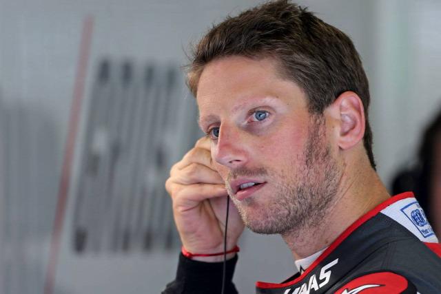 F1 Forma-1 Romain Grosjean Haas F1 Team Lewis Hamilton Mercedes Osztrák Nagydíj Red Bull Ring