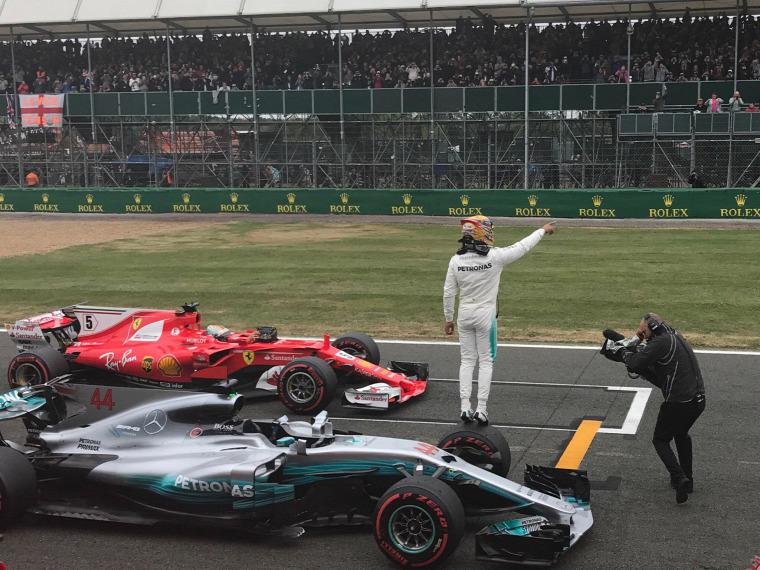 F1 Forma-1 Lewis Hamilton Mercedes Ferrari Brit Nagydíj Toto Wolff