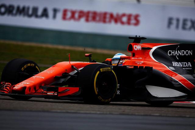 F1 Forma-1 Fernando Alonso Indianapolis 500 McLaren-Honda Yusuke Hasegawa