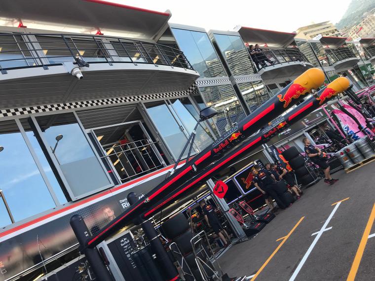 F1 Forma-1 Monacói Nagydíj