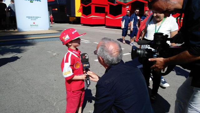 F1 Forma-1 Kimi Räikkönen Spanyol Nagydíj Liberty Media Ferrari