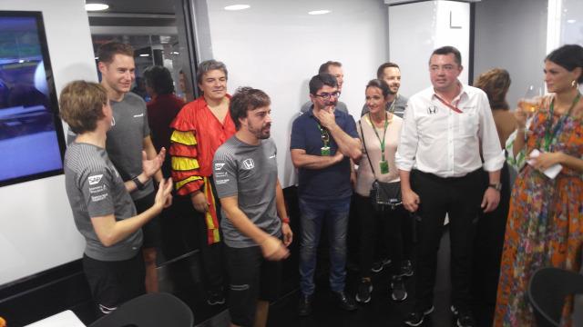 F1 Forma-1 McLaren-Honda Fernando Alonso Hungaroring Magyar Nagydíj