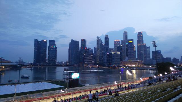 F1 Forma-1 Szingapúri Nagydíj