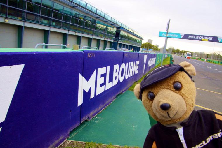 F1 Forma-1 Ausztrál Nagydíj Melbourne Albert Park
