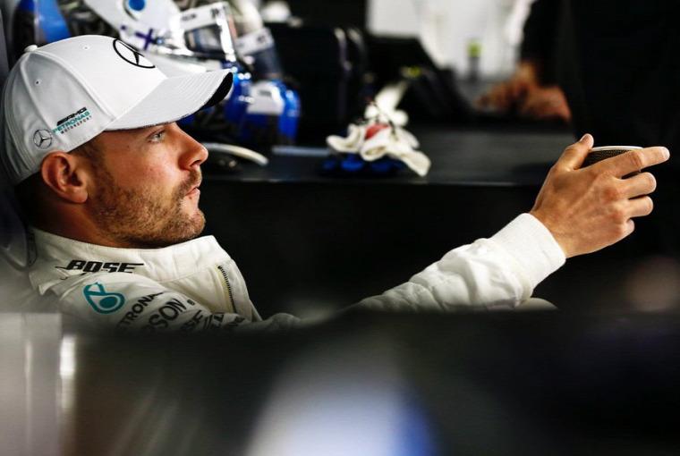 F1 Formula 1 Mercedes Valtteri Bottas Szingapúri Nagydíj 2019