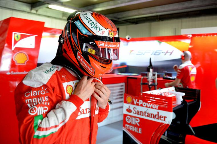 F1 Forma-1 Ferrari Kimi Räikkönen Kanadai Nagydíj