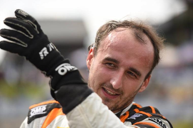 F1 Forma-1 Robert Kubica Formula-E