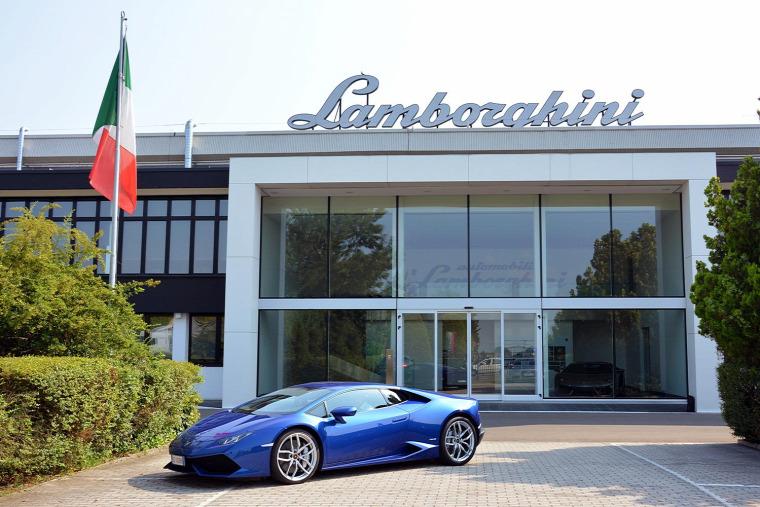 F1 Forma-1 Lamborghini Stefano Domenicali