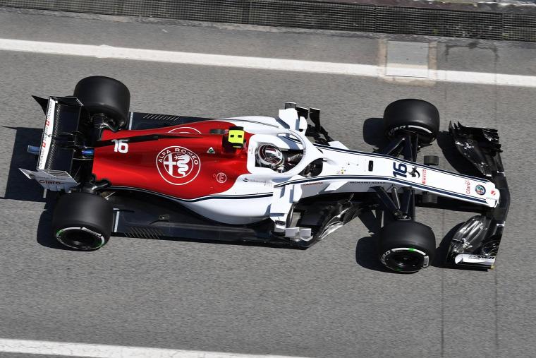 F1 Forma-1 Charles Leclerc Sauber Alfa Romeo Ferrari Ferrari Driver Academy Jules Bianchi Spanyol Nagydíj