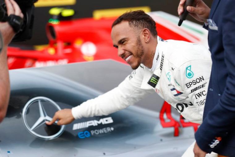 F1 Forma-1 Lewis Hamilton Dieter Zetsche Mercedes Daimler Orosz Nagydíj