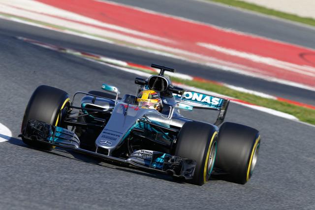 F1 Forma-1 Lewis Hamilton Valtteri Bottas Mercedes