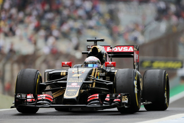 F1 Forma-1 Lotus Renault Gerard Lopez Abu Dhabi Nagydíj