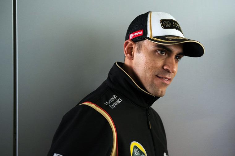 F1 Forma-1 Pastor Maldonado Pirelli