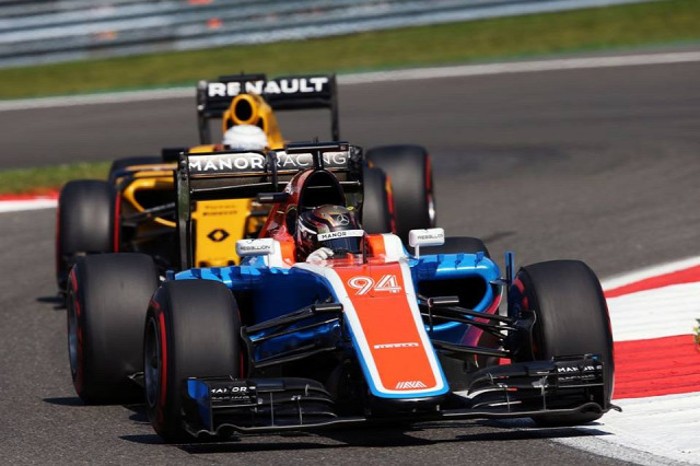 F1 Forma-1 Manor Pascal Wehrlein Esteban Ocon Mercedes Toto Wolff Belga Nagydíj