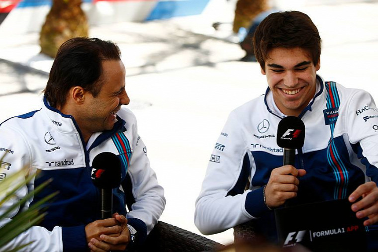 F1 Forma-1 Felipe Massa Lance Stroll Williams Orosz Nagydíj