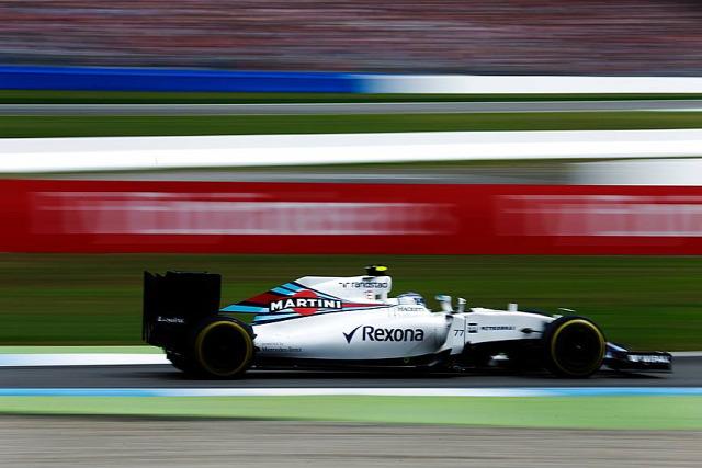 F1 Forma-1 Williams Felipe Massa Valtteri Bottas Belga Nagydíj Spa-Francorchamps