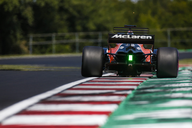 F1 Forma-1 McLaren McLaren-Honda Renault Szingapúri Nagydíj Eric Boullier Fernando Alonso