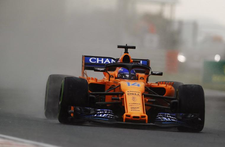 F1 Forma-1 McLaren Zak Brown Gil de Ferran Hungaroring James Key Toro Rosso Magyar Nagydíj