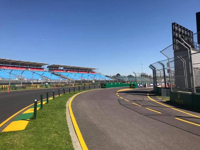 F1 Forma-1 Melbourne Albert Park Ausztrál Nagydíj
