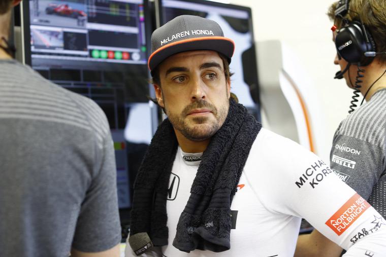 F1 Forma-1 Fernando Alonso McLaren Zak Brown Szingapúri Nagydíj