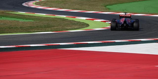 F1 Forma-1 Toro Rosso McLaren Ron Dennis