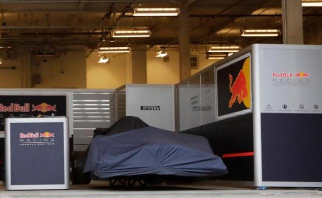 F1 Forma-1 Christian Horner Red Bull Red Bull RB13 Max Verstappen Daniel Ricciardo
