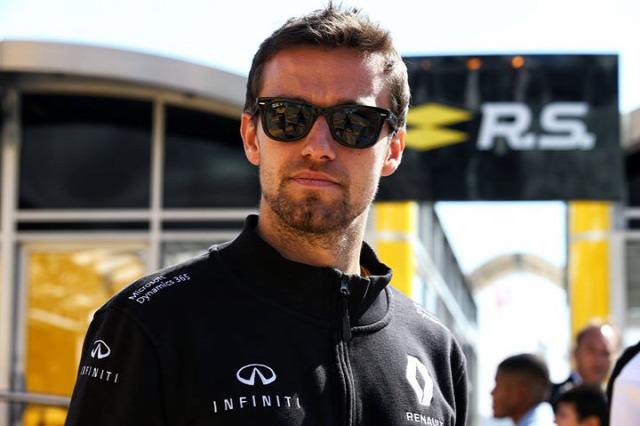 F1 Forma-1 Nico Hülkenberg Jolyon Palmer Renault Szingapúri Nagydíj